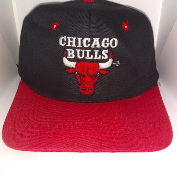 181dbcdf8ad competitor Accessories | Vintage 90s Nba Chicago Bulls Snapback Hat ...